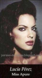 Venezuela: un Paraíso de Reinas: Recordando a las Candidatas del Miss Venezuela 1997