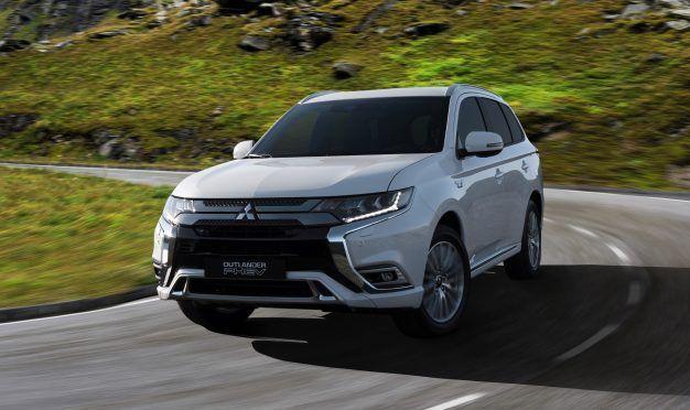 ICYMI: 2019 Mitsubishi Outlander PHEV Gets Powertrain Tweaks, Updated Styling
