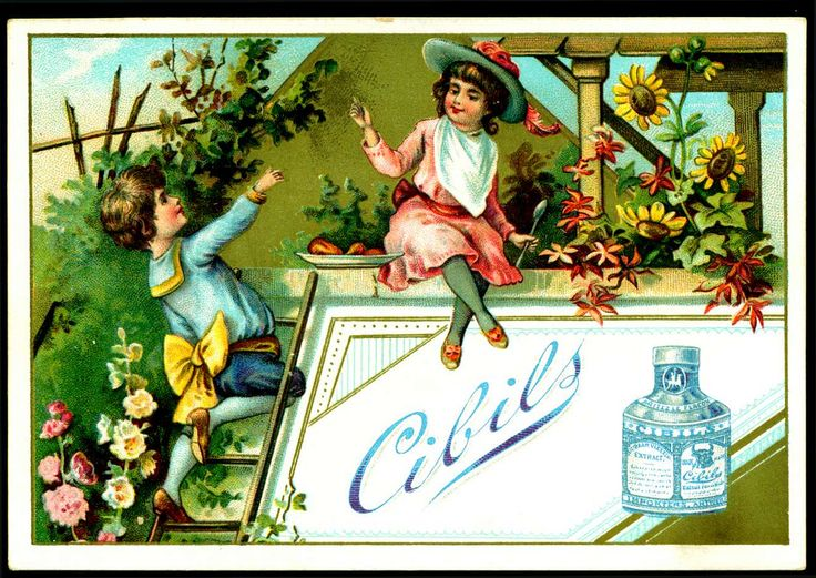 Cibils Beef Extract (Dutch issue) 1900