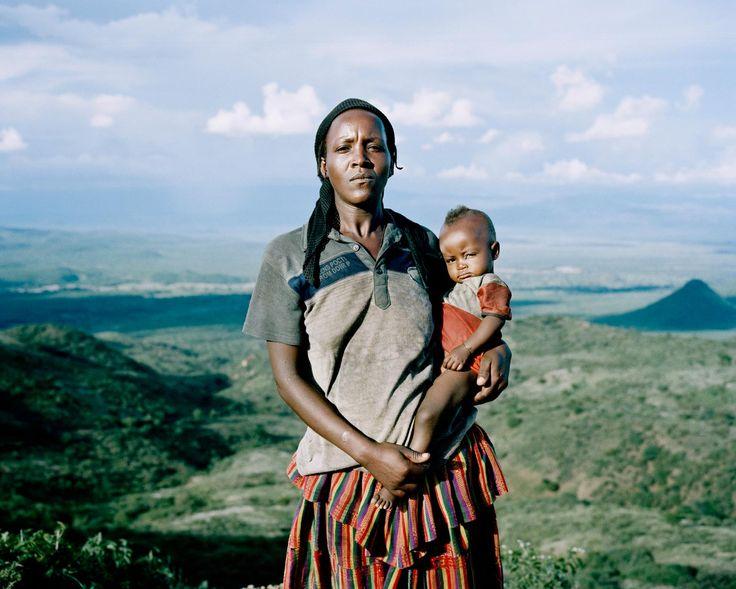 Mariam Bakaule, Jarso, Ethiopia, 2013.