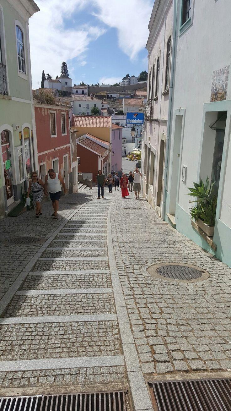 Old city Monchique Portugal