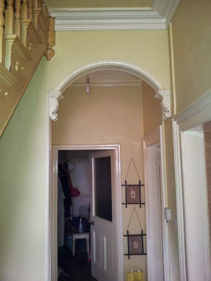 Foyer Ceiling Roses : Best hallway arches mouldings images on pinterest