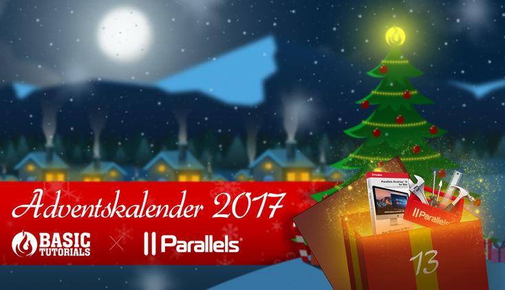 #Adventskalender: Parallels Desktop 13 Pro #Gewinnspiel