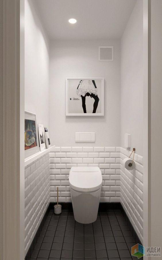 25 idee per arredare sfruttando ogni minimo spazio i piccoli bagni decor pinterest bagno - Spazio minimo per un bagno ...