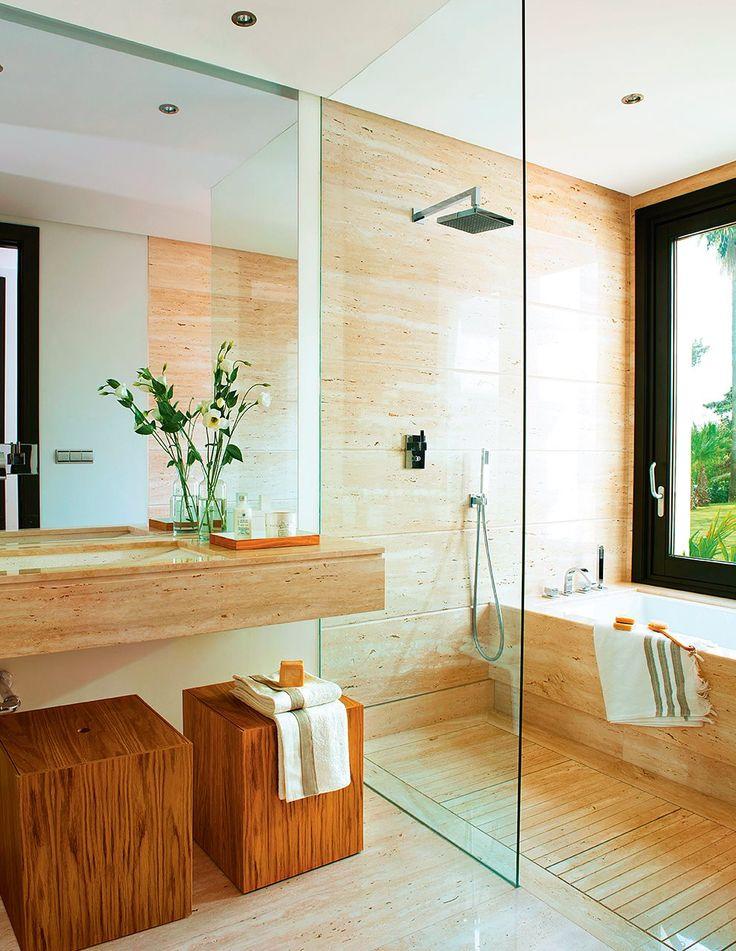 10 claves para elegir la mampara y acertar · ElMueble.com · Cocinas y baños