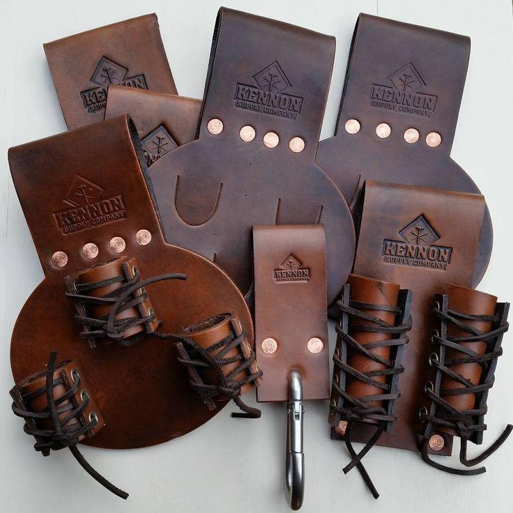 Custom Ironworker Tool Holders Kennonsupply.com . Made in USA