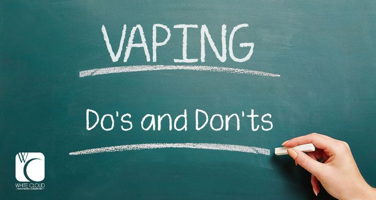 Don't be obnoxious with your vape pen! If you know the people around you aren't cool with vapor, even when knowing it's not smoke or tobacco, don't force it on them; you'll give vapers a bad name! Courtesy goes a long way when you're representing something.Visit our link for best vaping reviews.  #LocalVapeStoresDosandDonts