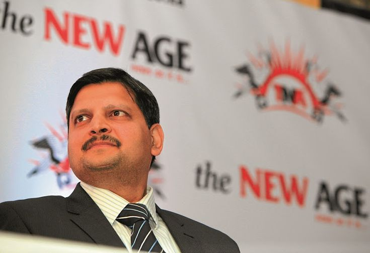 Guptas could face R2bn tax bill over movement of funds to Bank of Baroda.  Ajay Gupta. Picture: BUSINESS DAY