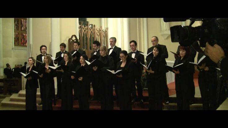 Gregorio Allegri - Miserere mei, Deus - Zbor HRT - Tonči Bilić - Moskva,...