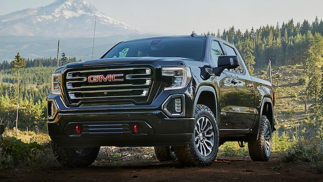 2019 Sierra 1500 At4 Gmc Trucks Sierra Gmc Trucks Trucks