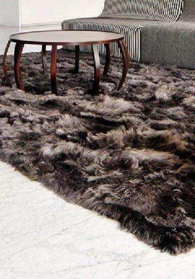 White Huacaya Alpaca Fur Rug - Alpaca fur, Alpaca fur rug, Alpaca rugs, fur rug