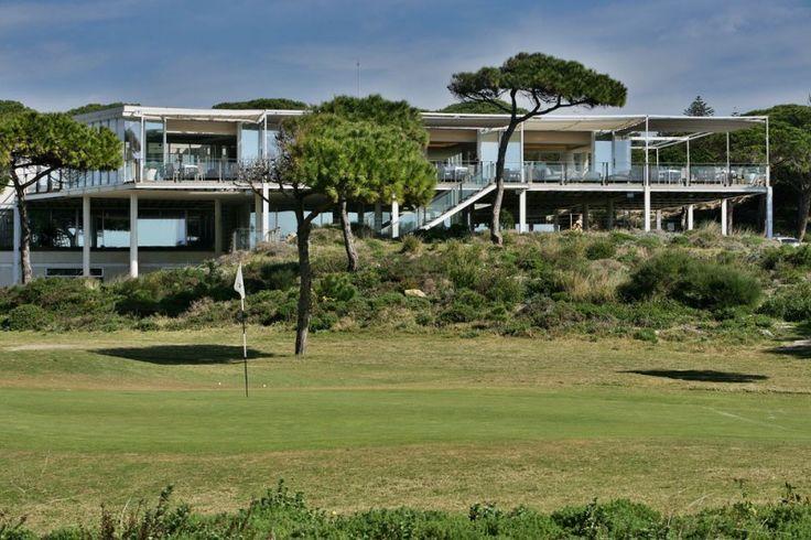 Portugal Spezial Golfreise Estoril Golf, Oitavos Dunes Golf Course Club House