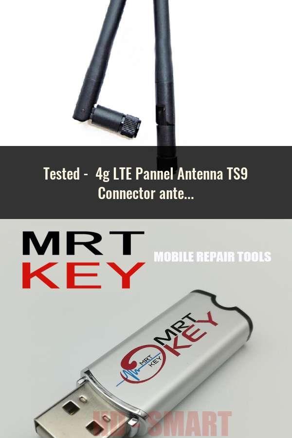 4g LTE Pannel Antenna TS9 Connector antena wifi 4g antenna