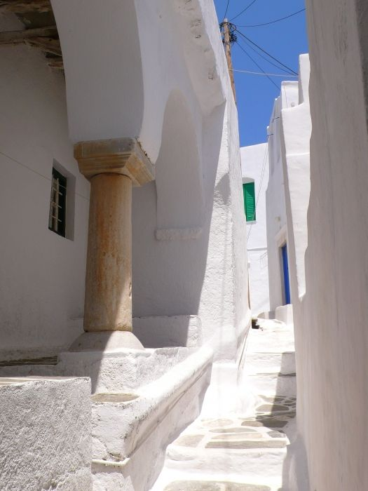 Architecture of Sifnos