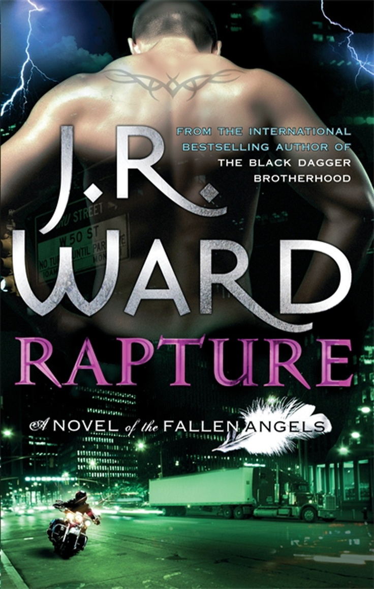 Rapture By Jr Ward