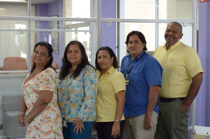 Personal administrativo y docente Facultad de Enfermería