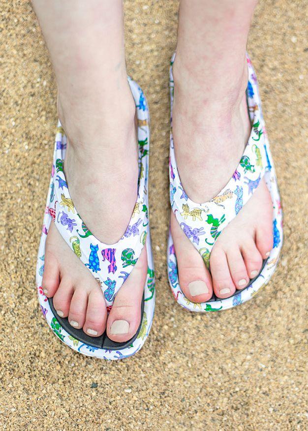 Tina nordström feet