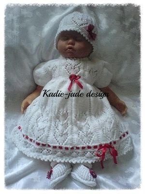 No 60 Kadiejade Knitting Pattern