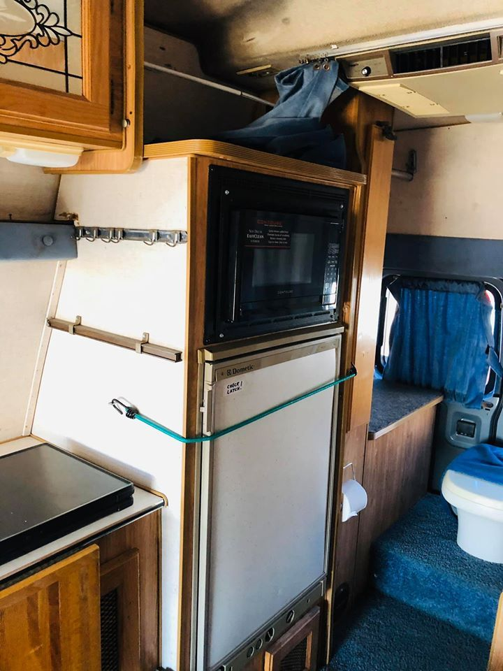 1 class b camper vans and projects for sale in 2020