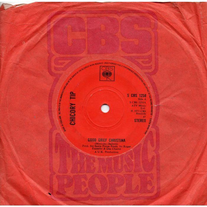 Chicory Tip Good Grief Christina 1973 7 Vinyl Single Record Scbs1258 On Ebid United Kingdom 188477123 In 2020 Single Record Vinyl Records