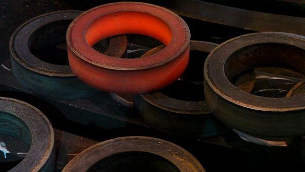 Ein kleiner Blick in ein Stahlwerk - Barry Cant Arf Weld: