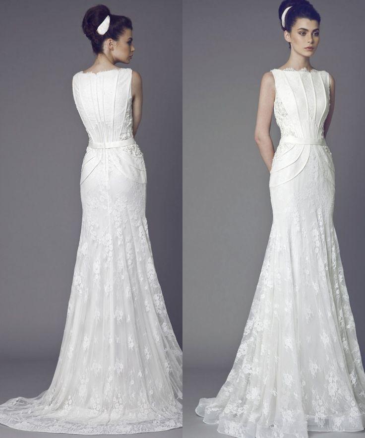 this a beautiful wedding dress!!!! Tony Ward Wedding Dresses 2015 Collection. #weddings #brides #fashion