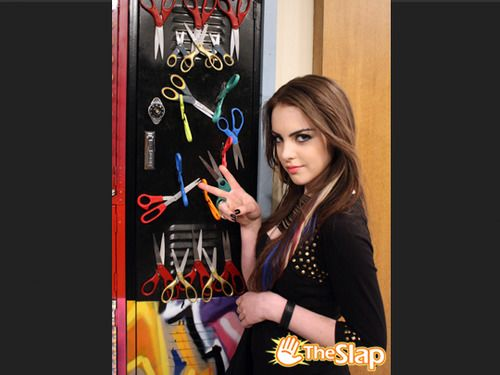 Jade's scissor locker (and hand.)
