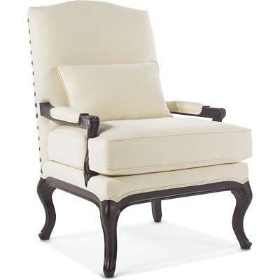 "Drexel Upholstery Postobello Home  Novella Chair D614-CH.  31""W X 33""D X 45""H."