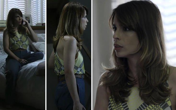 Uma das personagens que está roubando a cena na novela Império por conta do seu figurino é a Danielle, interpretada pela atriz Maria Ribeiro. Como esp...