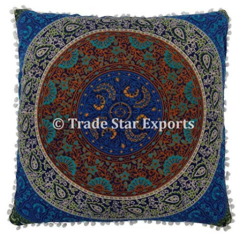 26 X 26 Mandala Euro Sham, Floral Cushion Case, Indian et... https://www.amazon.com/dp/B079TSLH7K/ref=cm_sw_r_pi_dp_U_x_25OIAbM8KVRS4