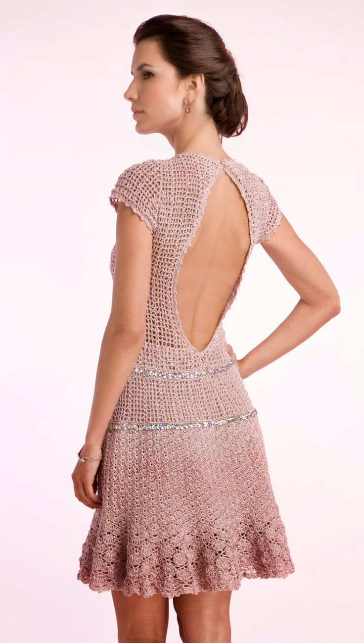311 best crochet images on Pinterest | Crochet clothes, Crochet ...