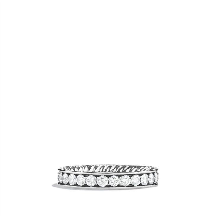 Platinum  •Pavé diamonds, 1.42 total carat weight