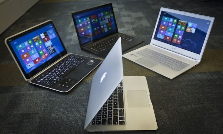 TECH NEWS: PC Shipments Rise 1 Percent in Q1, Showing a Glimm...