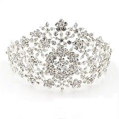 Women's Rhinestone / Alloy Headpiece-Wedding / Special Occasion / Casual Tiaras / Headbands / Wreaths / Hair Clip / Hair Tool 1 Piece