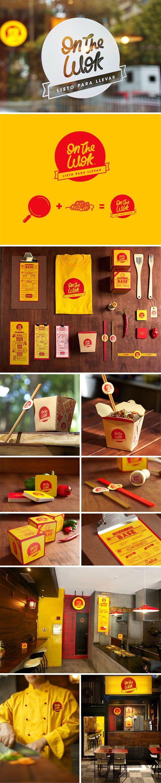 55 Brand Identity Design Examples for Restaurant|iBrandStudio