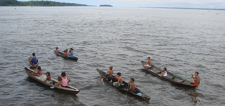 Amazon Nehri, dünyanın en uzun 2. nehri