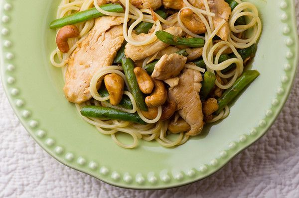 Honey Chicken Stir-Fry II Recipe-- me and hubby loved this meal and it ...
