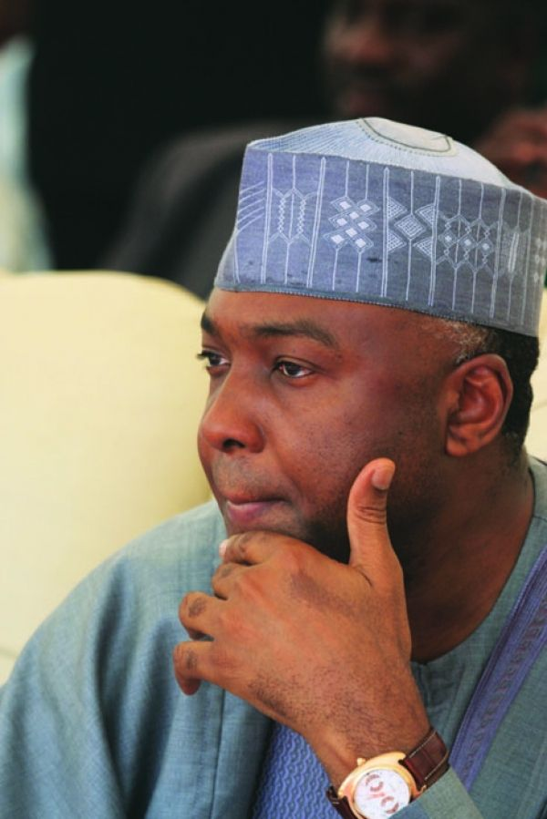There was anxiety yesterday following the relocation of the President of the Senate Dr. Bukola Saraki from his personal residence in Maitama District in Abuja to the official Guest House of the Office of the President of the Senate.Findings by Gistmania revealed that Saraki has moved out of his personal residence to an official apartment for strategic reasons and safety. A source told the online news agency:  The President of the Senate has relocated from his personal house in Abuja. Saraki…