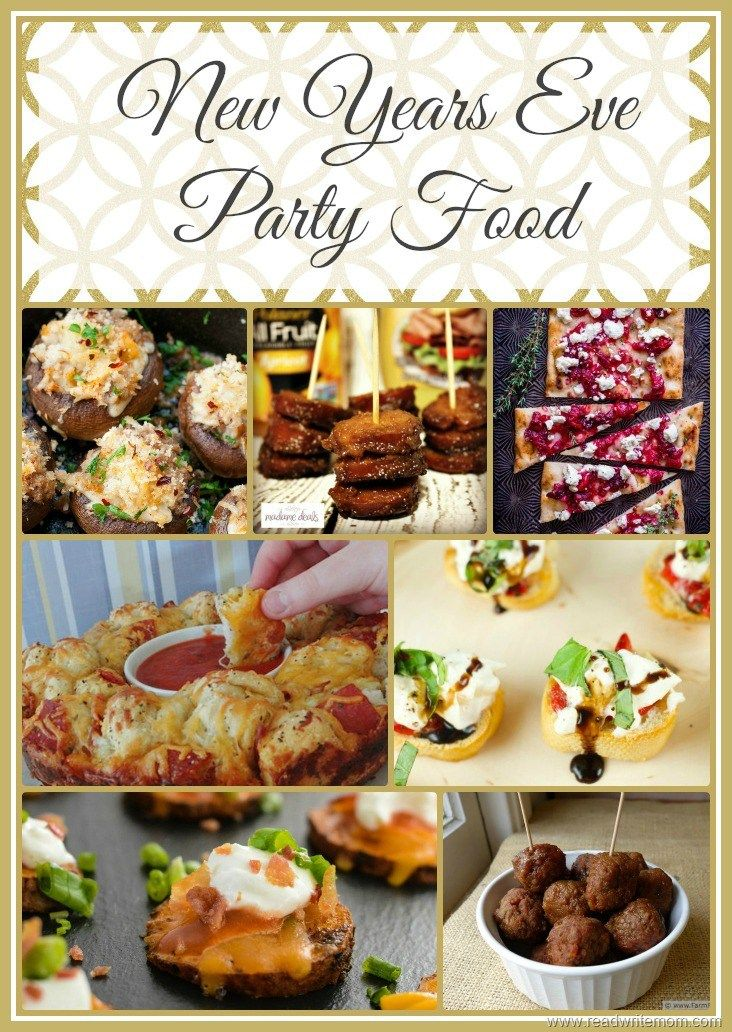 Delicious New Years Eve Party Food Ideas