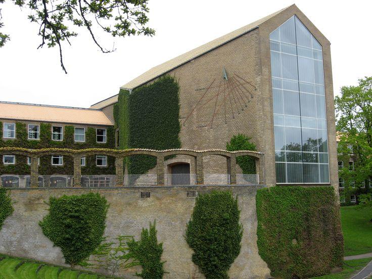 aarhus university aarhus -arkitektfirmaet cf moeller