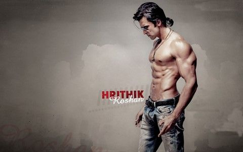 Hrithik Roshan Hot Body pictures