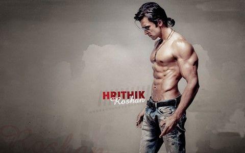 Hrithik Roshan Hot Body pictures