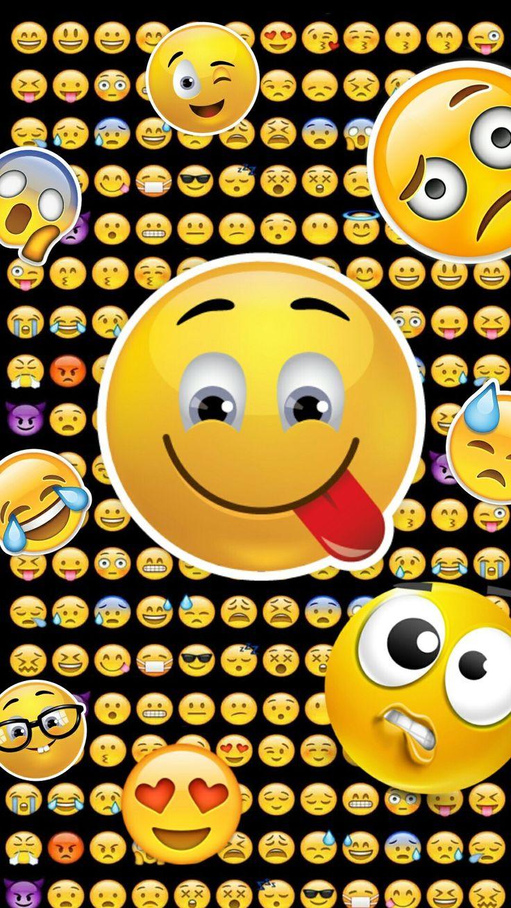 1080x1920 Emojis · Funny WallpapersIphone ...