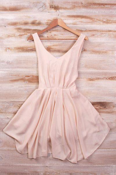 Beautiful Beige Dress