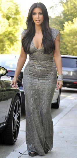 Kim Kardashian 2014 workout