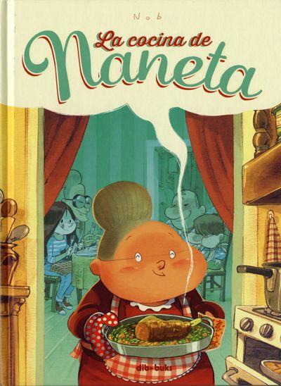 Ha pasado el tiempo y Marieta, la niña que conquistó a los lectores, ahora es una octogenaria alegre y dicharachera, que comparte sus recuerdos e ideas a través de un recetario que conserva la memoria gastronómica del tiempo feliz...  #LIJ #recetas #ancianas #lectura http://www.canallector.com/