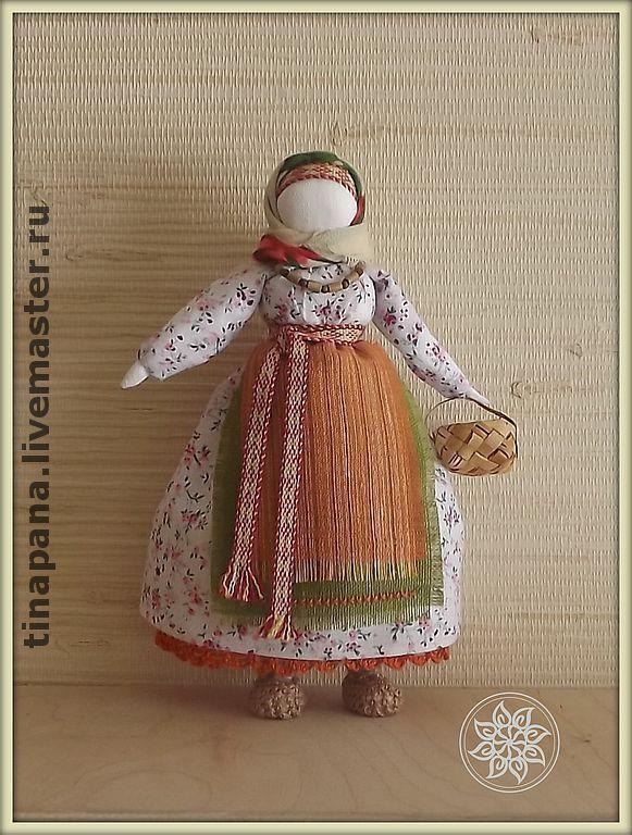 Рябинка - Народные обереговые куклы - Мастер классы - Каталог файлов