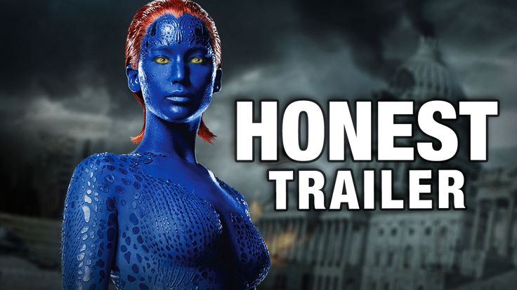 An Honest Movie Trailer for 'X-Men: Days of Future Past'