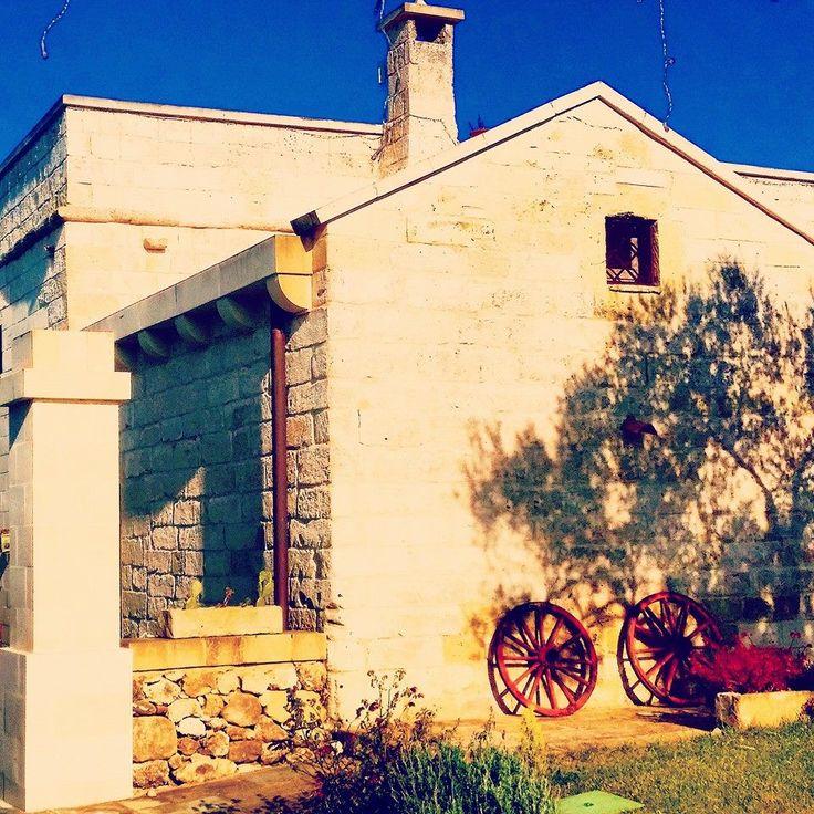 Masseria Vittoria, Acaya