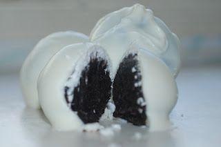 Oreo Truffles #Oreo #truffle